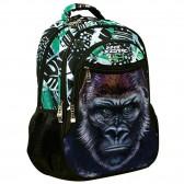 Sac à dos No Fear Gorille 48 CM - 2 Cpt
