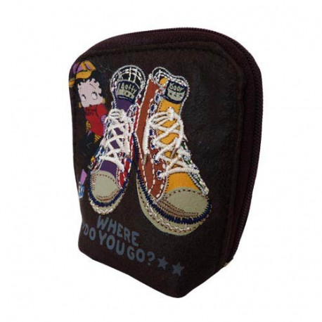 Porte monnaie Betty Boop Basket