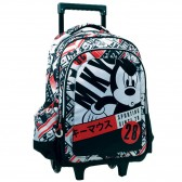 Rolling Backpack Mickey Mouse 43 CM - Trolley