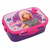 Boite gouter Barbie Girl 17 CM