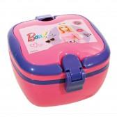 Boite gouter Barbie - 18 CM