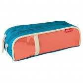 Kickers Girl Premium Violet 22 CM 2 Compartments