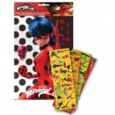 Album Miraculous Ladybug et 100 Stickers