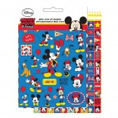 Lot de 600 étiquettes Mickey