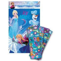 Album Snow Queen and 100 Stickers