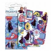 Lot de 36 étiquettes brillantes Reine des Neiges - Frozen
