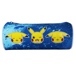 Blue Pokemon Round Kit 22 CM