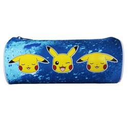 Kit rotondo Blu Pokemon 22 CM