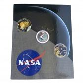 Classeur NASA 32 CM - Format A4