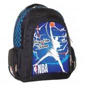 NBA Blue Ball 45 CM rugzak-top van het assortiment
