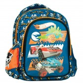 Hot Wheels Stunt Zone 31 CM Mochila - Bolsa de Kindergarten