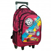 No Fear Tiger 48 CM Wheeled Rucksack - Cartable