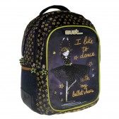 Backpack Must Energy Girl 45 CM - 2 Cpt - Top of the Range
