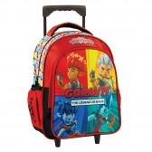 Spiderman 30 CM Maternal Wheel bag - Cartable