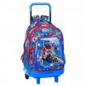 Sac à dos à roulettes Spiderman 45 CM Trolley Haut de Gamme