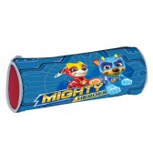 Trousse ronde Pat Patrouille Mighty Heroes - 21 CM