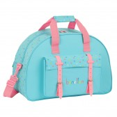 Benetton Blue Marine 48 CM Sports Bag - Top of The Range