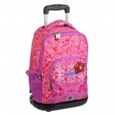 LOL Flower 42 CM 42 CM Wheeled Backpack - High Range