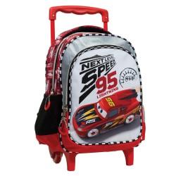 Cars Next Level 30 CM Maternal Wheel bag - Cartable