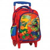 Baby Shark Pinkfong 30 CM Maternal Wheel bag - Cartable