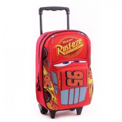 Cars 3 Piston Cup 31 CM Top-of-the-range Trolley Backpack - Cartable