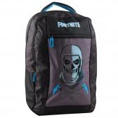 Sac à dos Fortnite Black Skull Trooper 46 CM - Cartable