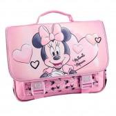 Cartable Minnie 41 CM Rose Haut de gamme
