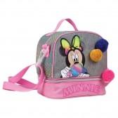 PumpTasche Minnie Pompon 21 cm - Tasche Mittagessen