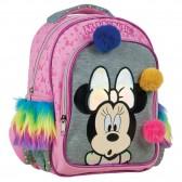 Minnie Mermaid 30 CM Maternal Backpack - Sequins