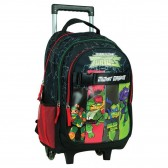 Turtle Ninja Power 45 CM High-End Wheeled Rucksack - Tasche