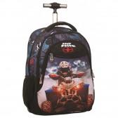 Sac à dos à roulettes No Fear Quad ATV 48 CM - Cartable