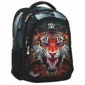No Fear Wolf Backpack 48 CM - 2 Cpt