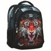 Sac à dos No Fear Tigre 48 CM - 2 Cpt