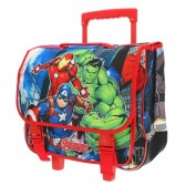 Avengers Trio 41 CM Trolley top-of-the-line trolley