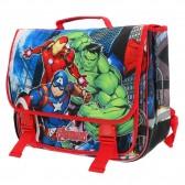 Cartable Avengers Trio 41 CM Haut de gamme