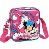 Bolsa de unicornio Minnie 18 CM