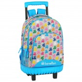 Benetton 45 CM Trolley Top-of-the-Range Rugzak