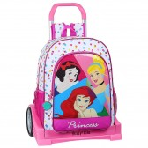 Evolution Disney Bia 43 CM Top-of-the-Range Wheeled Backpack - Trolley Cartable