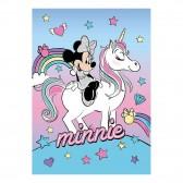 Minnie Disney Polar Plaid 140x100cm - Cubierta