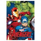 Plaid polaire Avengers Marvel 140x100cm - Couverture