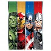 Plaid polaire Avengers 140x100cm - Couverture Marvel
