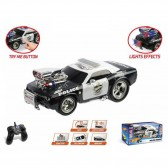 Hot Wheels Police Pursuit 27 CM Radio-Controlled Car