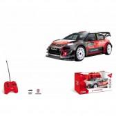 Citroen DS3 COCHE radiocontrolado WRC 17 cm