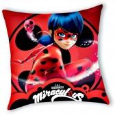 Milagroso Ladybug Rojo 40 CM cojín