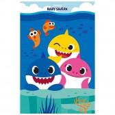 Baby Shark Polar Plaid 100 x 150 cm - Cubierta
