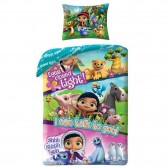 LOL Surprise World 140x200 cm and Pillow Taie duvet cover