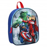 Sac à dos Avengers Save The Day 3D 31 CM Maternelle