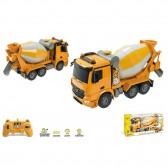 Mercedes radio-controlled concrete construction truck 35 CM Mondo Motors