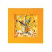 Horloge murale carrée Titi 20 CM