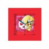 Titi Adorable 20 CM Square Wall Clock